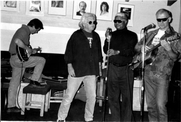 The Follies - 1991 With Louis B. Jones, Tom Rickman, Al Young & Jim Houston