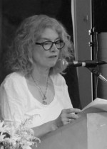 Brenda Hillman at the Poetry Workshop in 2015