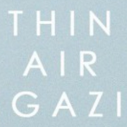 thin air magazine