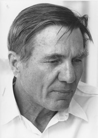 Galway Kinnell the bear